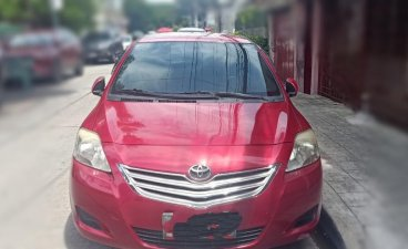 Selling Red Toyota Vios 2011 in Manila
