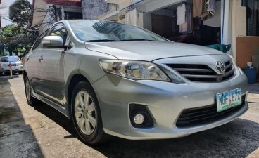 Sell Silver 2013 Toyota Corolla Altis in Quezon City