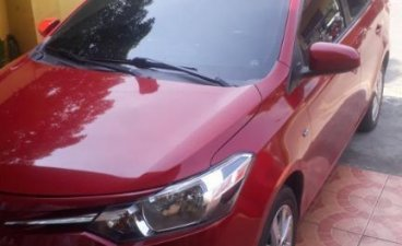 Sell Red 2016 Toyota Vios in Bacoor