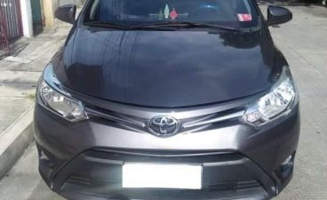 Silver Toyota Vios 2014 for sale in Muntinlupa