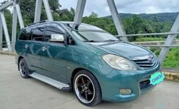 Sell Green 2011 Toyota Innova SUV / MPV in Manila