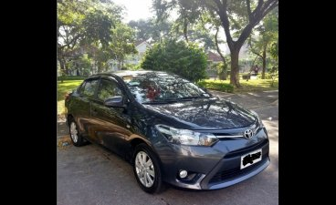 Black Toyota Vios 2015 for sale in Parañaque