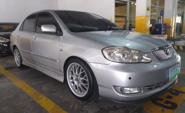 Sell Silver 2007 Toyota Corolla Altis in Mandaluyong