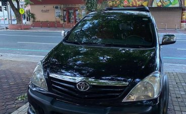 Black Toyota Innova 2010 for sale in Manila
