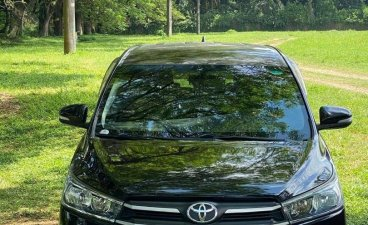 Black Toyota Innova 2016 for sale in Manila
