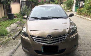 Sell Silver 2013 Toyota Vios in Parañaque