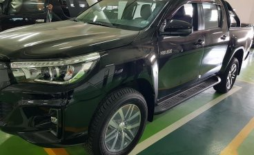 Black Toyota Hilux 2018 for sale in Manila
