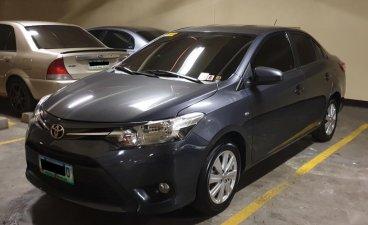 Grey Toyota Vios 2013 for sale in Manila