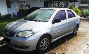 Selling Silver Toyota Vios 2007 in Biñan