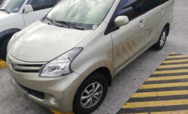 Selling Silver Toyota Avanza 2012 in San Fernando