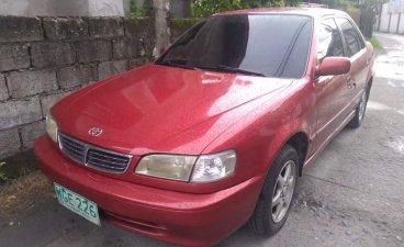 Selling Red Toyota Corolla Altis 2000 in Guagua