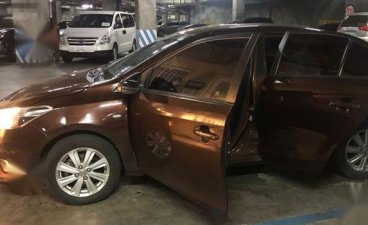 Black Toyota Vios 2015 for sale in Mandaluyong