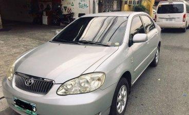 Silver Toyota Corolla altis 2006 for sale in Antipolo