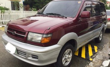 Sell Red 2000 Toyota Revo in Quezon City