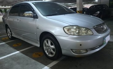 Selling Silver Toyota Altis 2007 in Manila