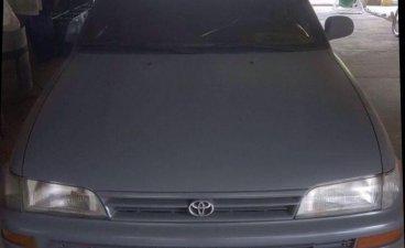 Silver Toyota Corolla 1993 for sale in Manila