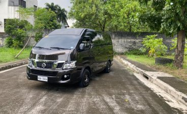 Sell Black 2018 Toyota Hiace Super Grandia in Manila