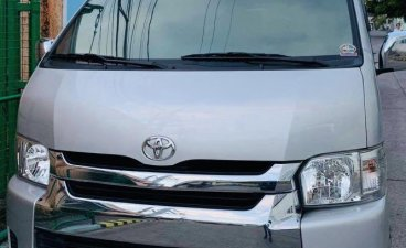 Silver Toyota Grandia 2018 for sale in Manila