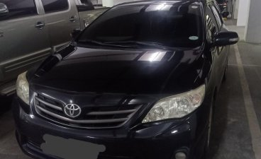 Black Toyota Corolla Altis 2011 for sale in Mandaluyong City