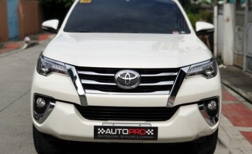 Sell Pearl White 2016 Toyota Fortuner in Manila