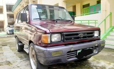 Sell Red 2000 Toyota Tamaraw in Manila