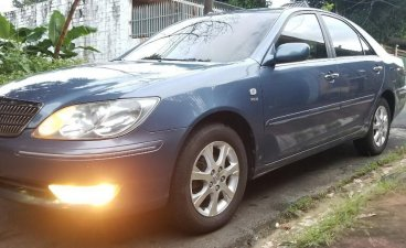 Silver Toyota Camry 2004 for sale in Marikina City