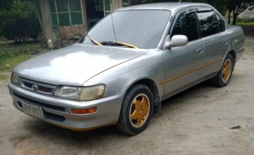 Sell Silver 1996 Toyota Corolla in Pampanga