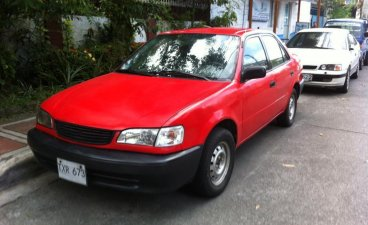 Sell Red 2004 Toyota Corolla in Quezon City