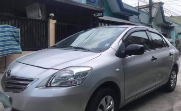 Sell Silver 2011 Toyota Vios in Tarlac