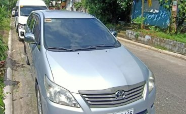 Silver Toyota Innova 2014 for sale in Caloocan City