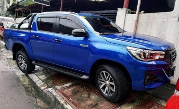 Blue Toyota Conquest 2020 for sale in Quezon City
