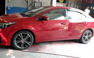 Selling Red Toyota Corolla Altis 2014 in Sampaloc