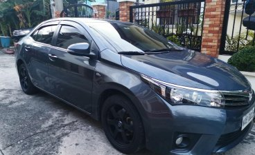 Silver Toyota Corolla Altis 2014 for sale in Pasig City