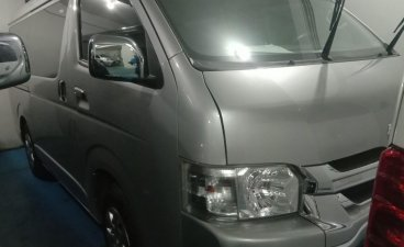 Sell Silver 2018 Toyota Grandia in Parañaque