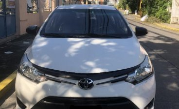 Sell White 2016 Toyota Vios in Quezon City