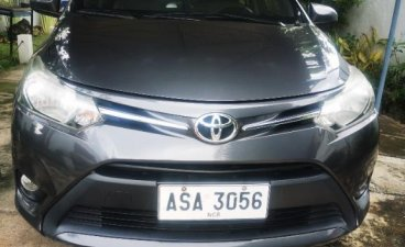 Selling Grey Toyota Vios 2011 in Cebu City
