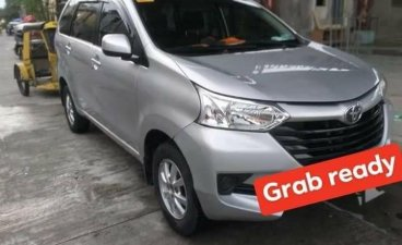 Silver Toyota Avanza 2018 for sale in Taguig