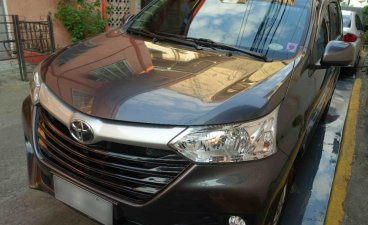 Sell Grey 2018 Toyota Avanza in Sampaloc