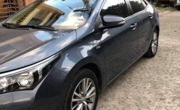 Selling Grey Toyota Corolla 2016 in Parañaque