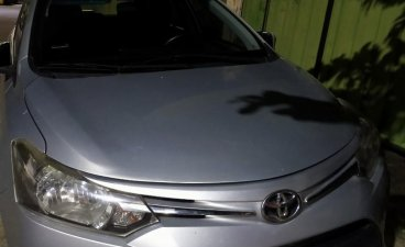 Silver Toyota Vios 2014 for sale in Caloocan
