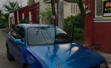 Selling Blue Toyota Corolla 1994 in Manila