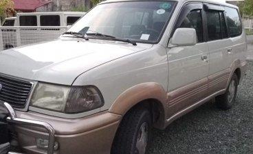 White Toyota Revo 2002 for sale in Manila