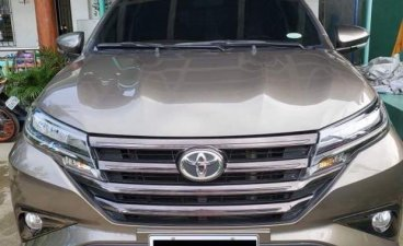 Brown Toyota Rush 2019 for sale in Carcar