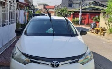 Selling White Toyota Vios 2015 in Manila