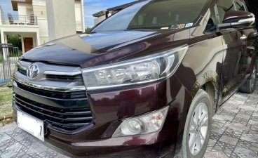 Sell Purple 2017 Toyota Innova in Calamba
