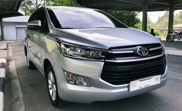 Silver Toyota Innova 2020 for sale in Pasig