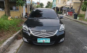 Sell Black 2013 Toyota Vios in Manila