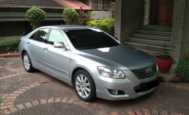 Silver Toyota Camry 2007 for sale in Muntinlupa