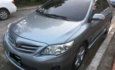 Sell Silver 2012 Toyota Corolla Altis in Manila