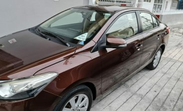Brown Toyota Vios 2013 for sale in Magallanes